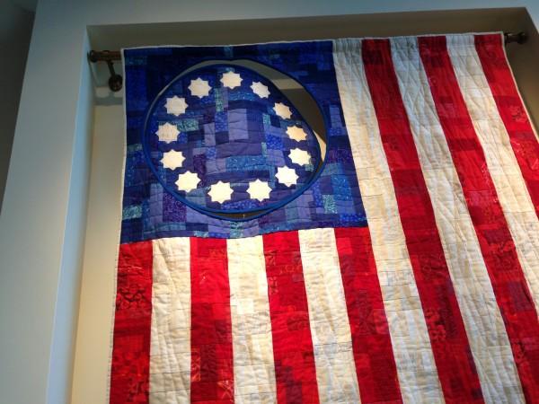Bent Flag