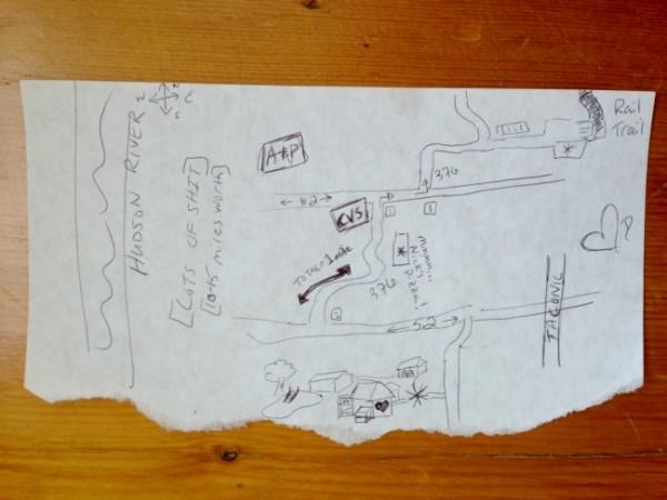 Danielle's Map