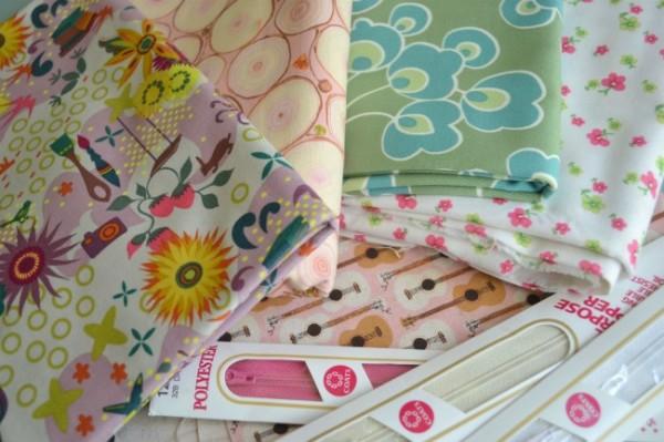 Pouch Fabrics