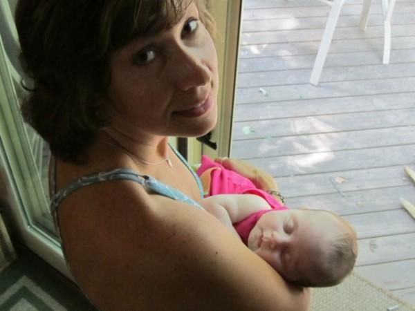 Susan Surrogate Baby