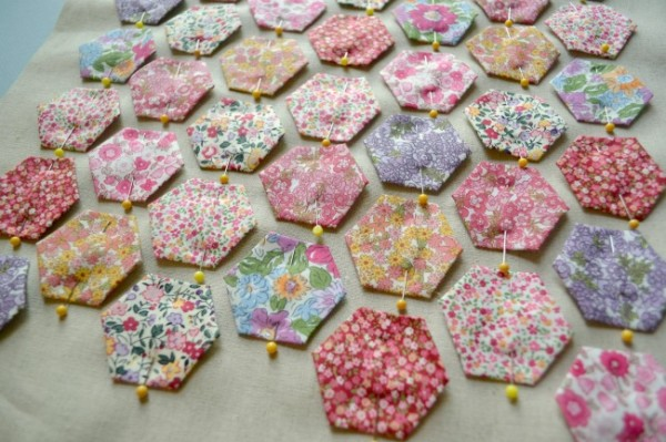 Pinned Hexies