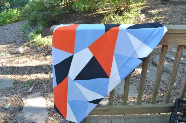 Triangle Fabric