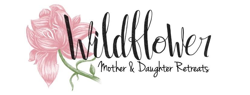 Logo of Wildflower Mother & Daughter Retreats