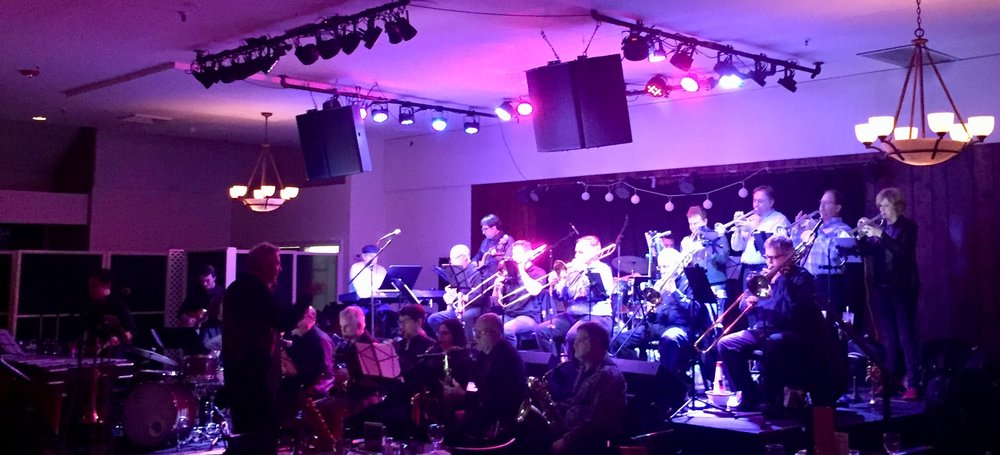 A Nordic Sound Jazz Orchestra