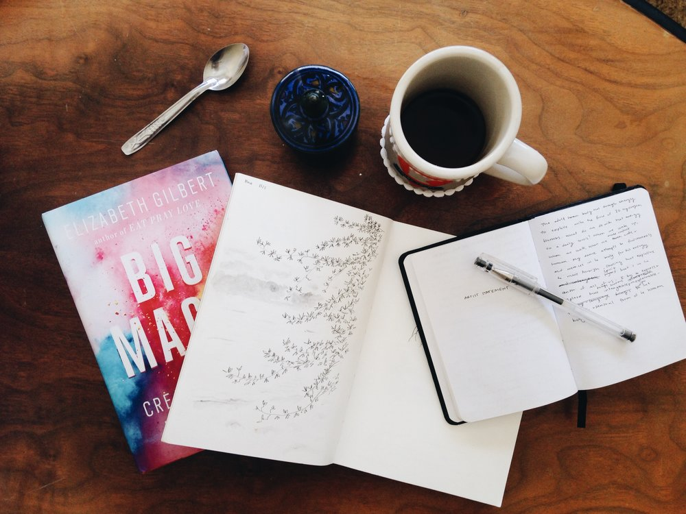 Morning Musings by Ruby Josephine