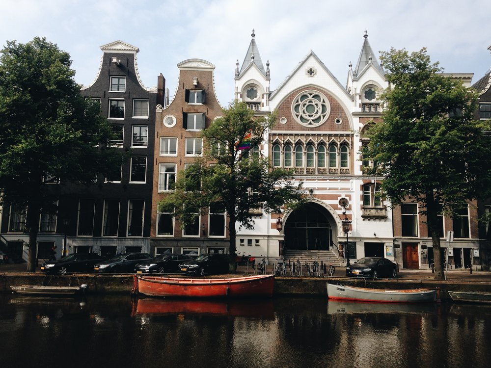 Travel in Amsterdam via Ruby Josephine Blog