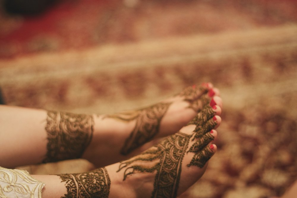 Moroccan Henna Ceremony in Tangier | Ruby Josephine