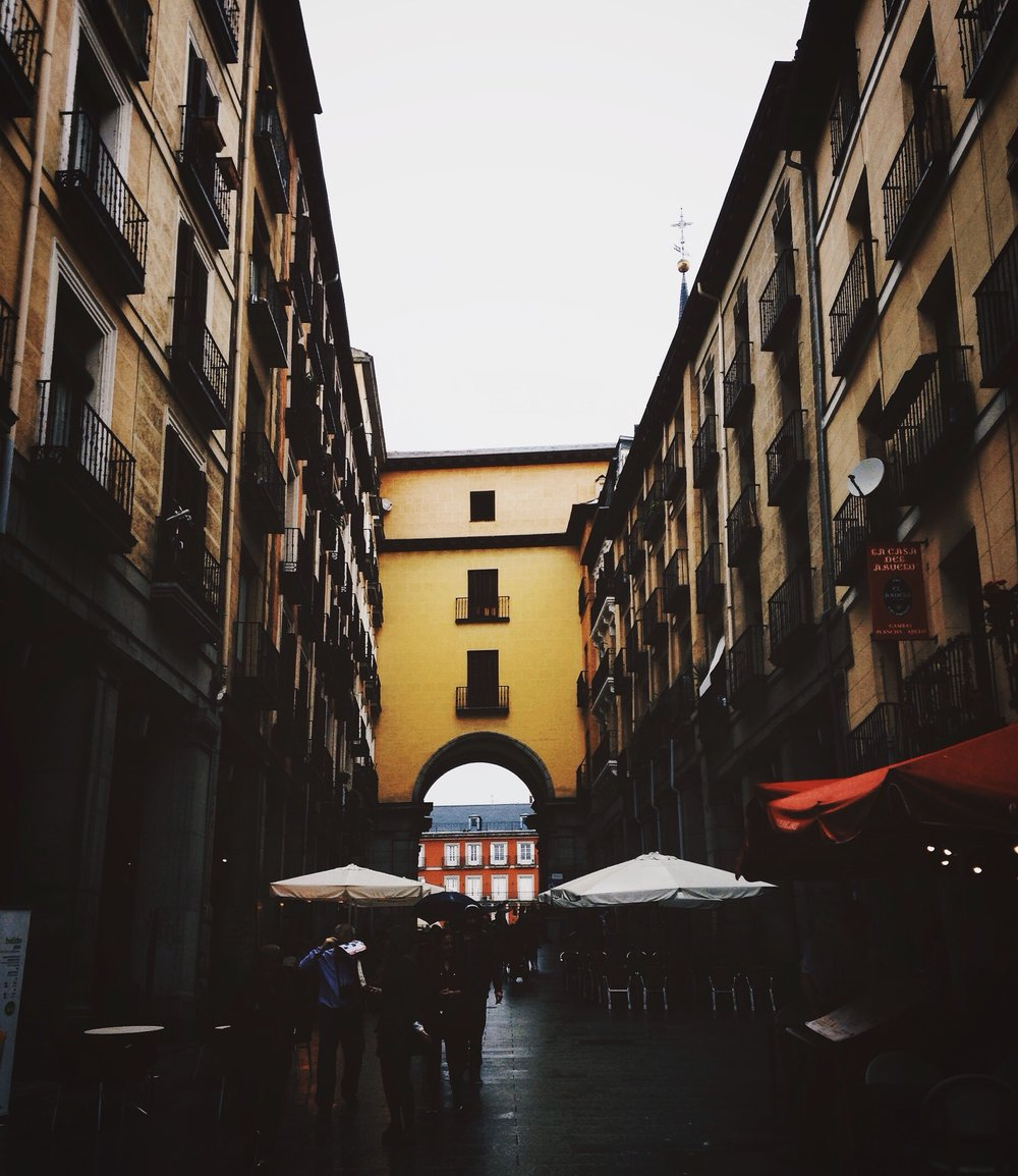 Rain-Soaked + Solo: A Romantic Weekend in Madrid | Ruby Josephine