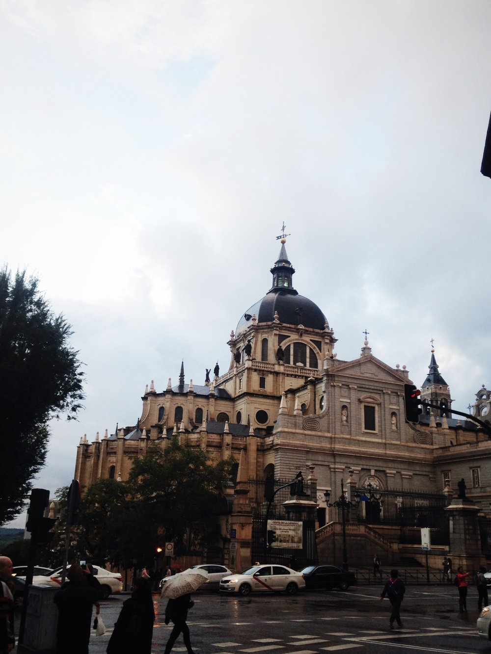 Rain-Soaked + Alone: A Romantic Weekend in Madrid | Ruby Josephine