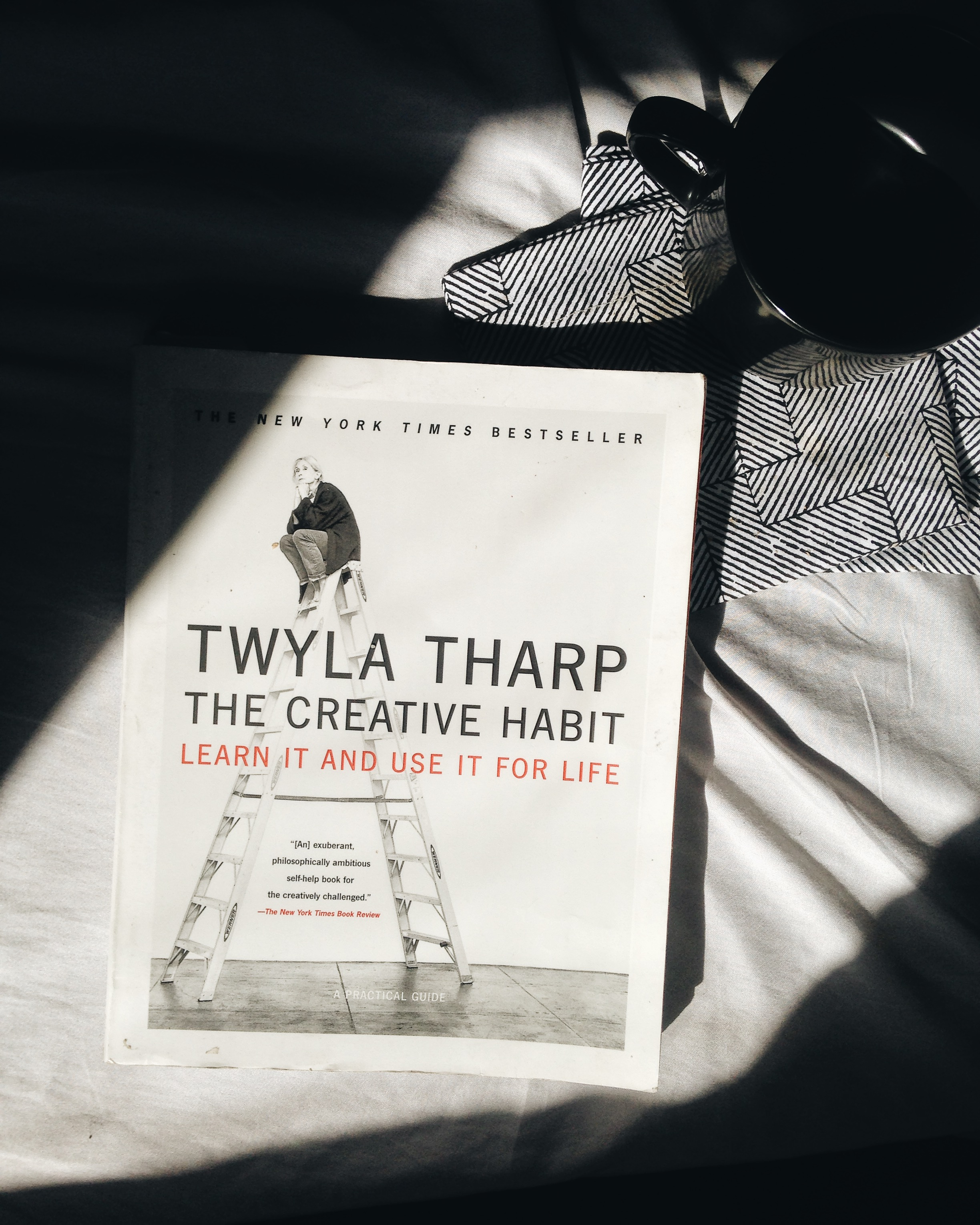The Creative Habit by Twyla Tharp | Ruby Josephine
