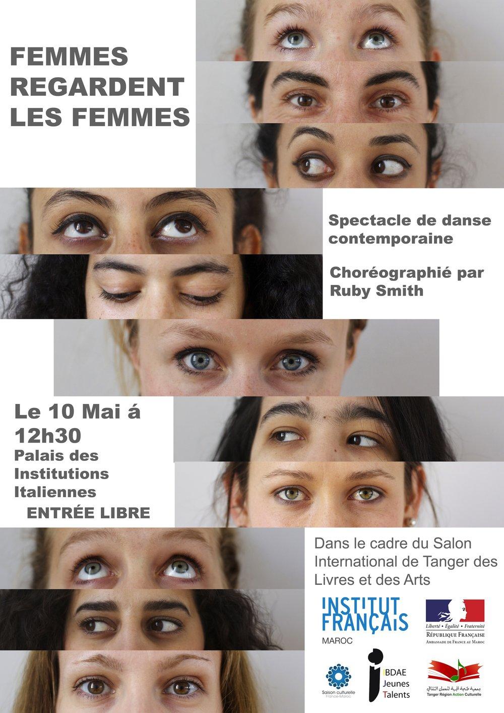 Femmes Regardent Les Femmes, 2015