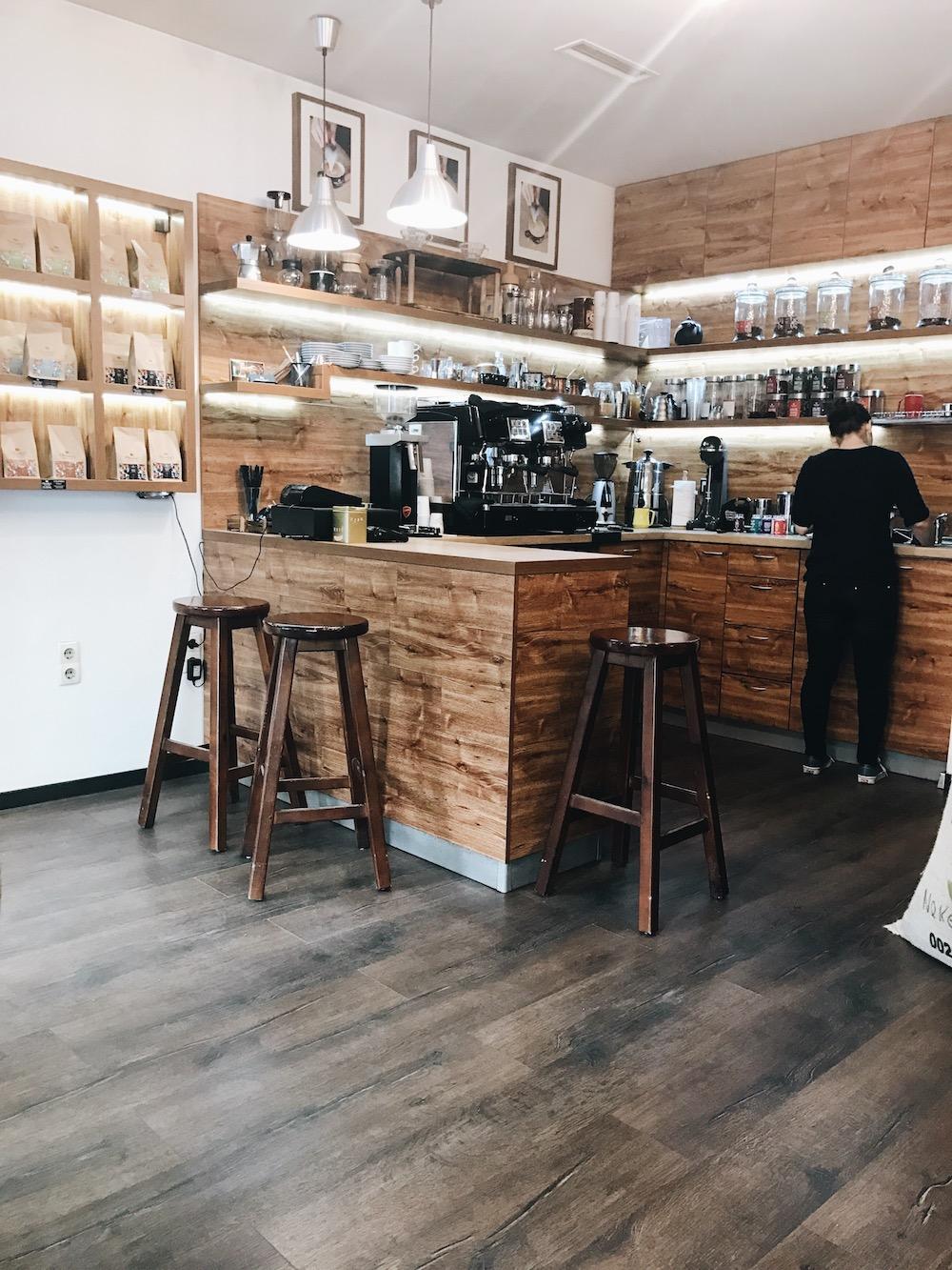 Chucky's Coffee House, Sofia, Bulgaria | Travel Guide by Ruby Josephine