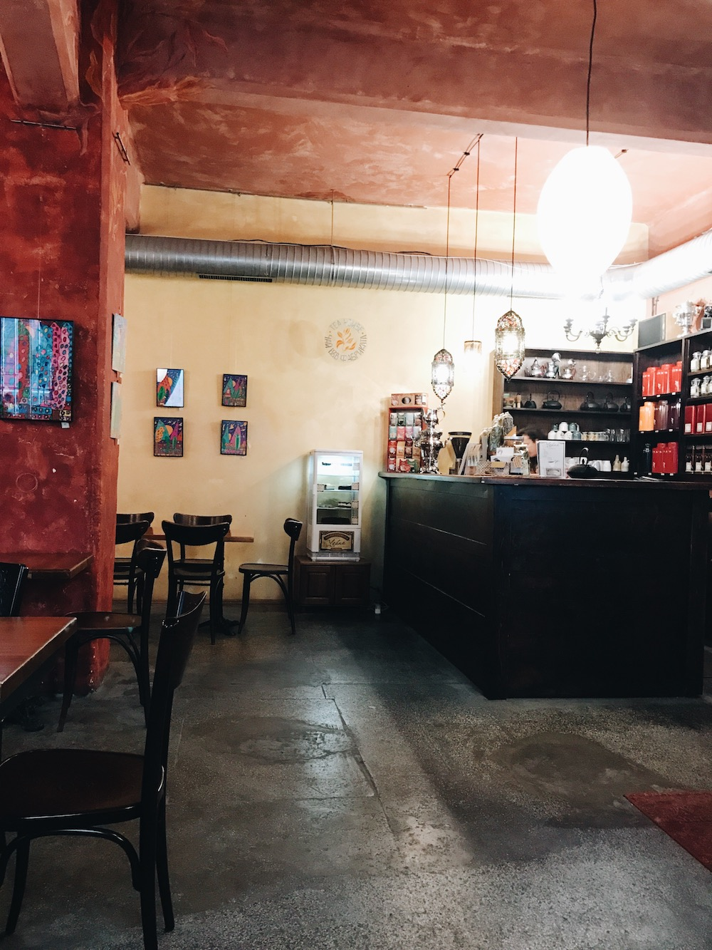 Tea House, Sofia, Bulgaria | Travel Guide by Ruby Josephine