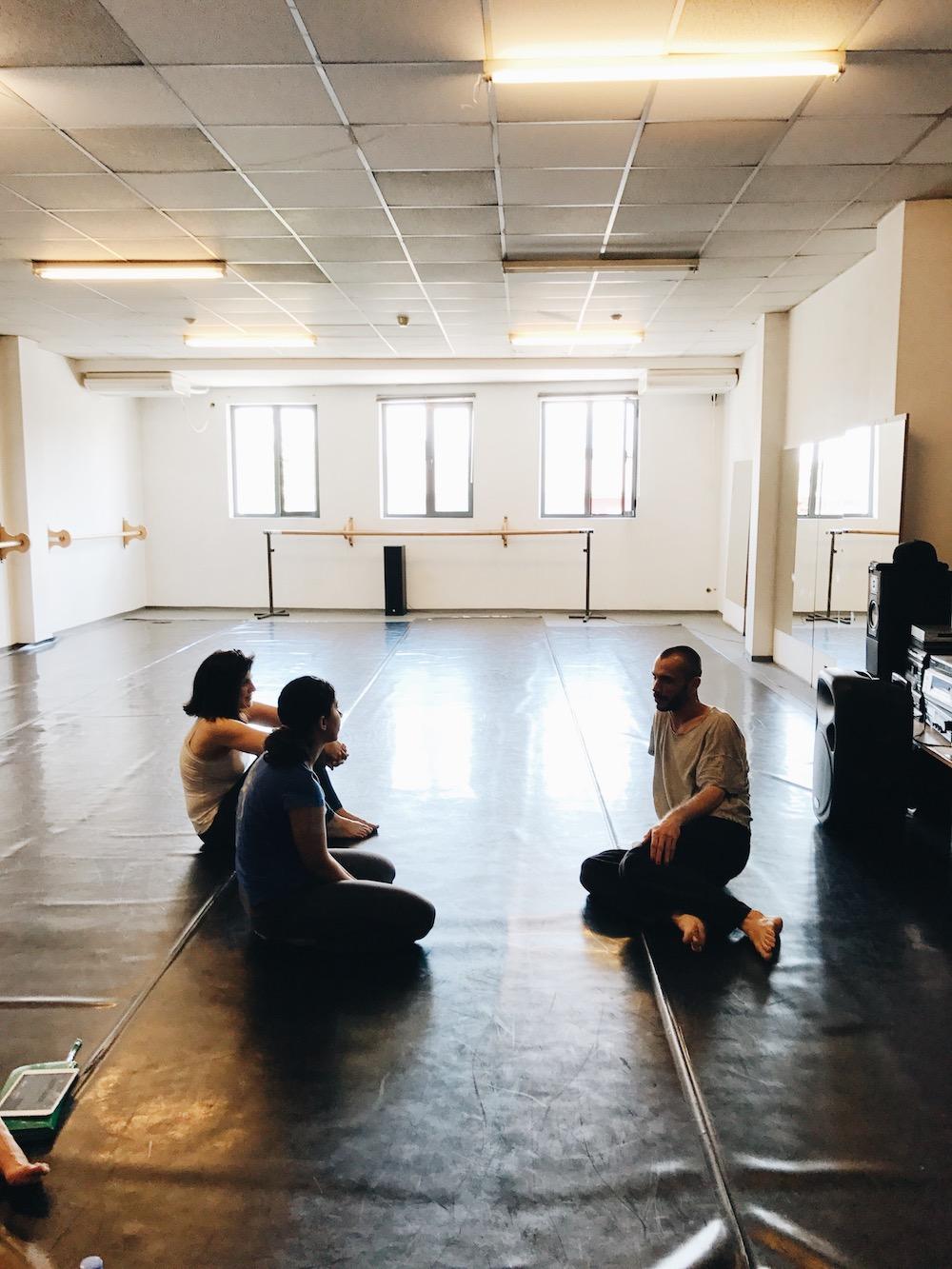 Antistatic Dance Workshops, Sofia, Bulgaria | Travel by Ruby Josephine