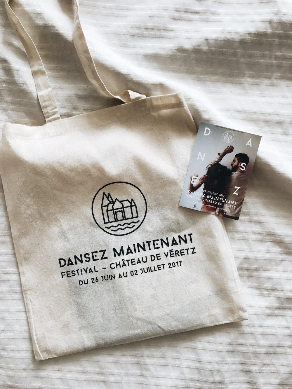 Dansez Maintenant Festival + A Rekindled Love