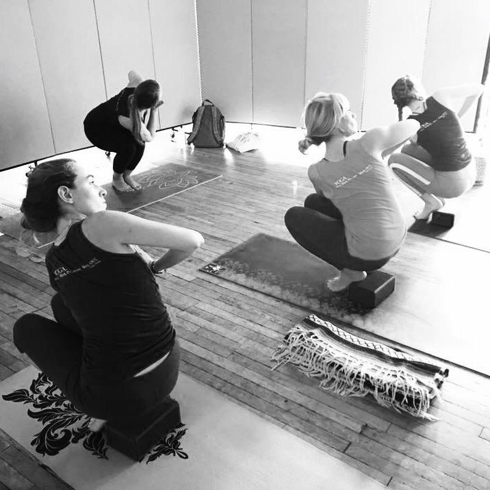 Lessons on Nesting from Yoga Teacher Training | Ruby Josephine