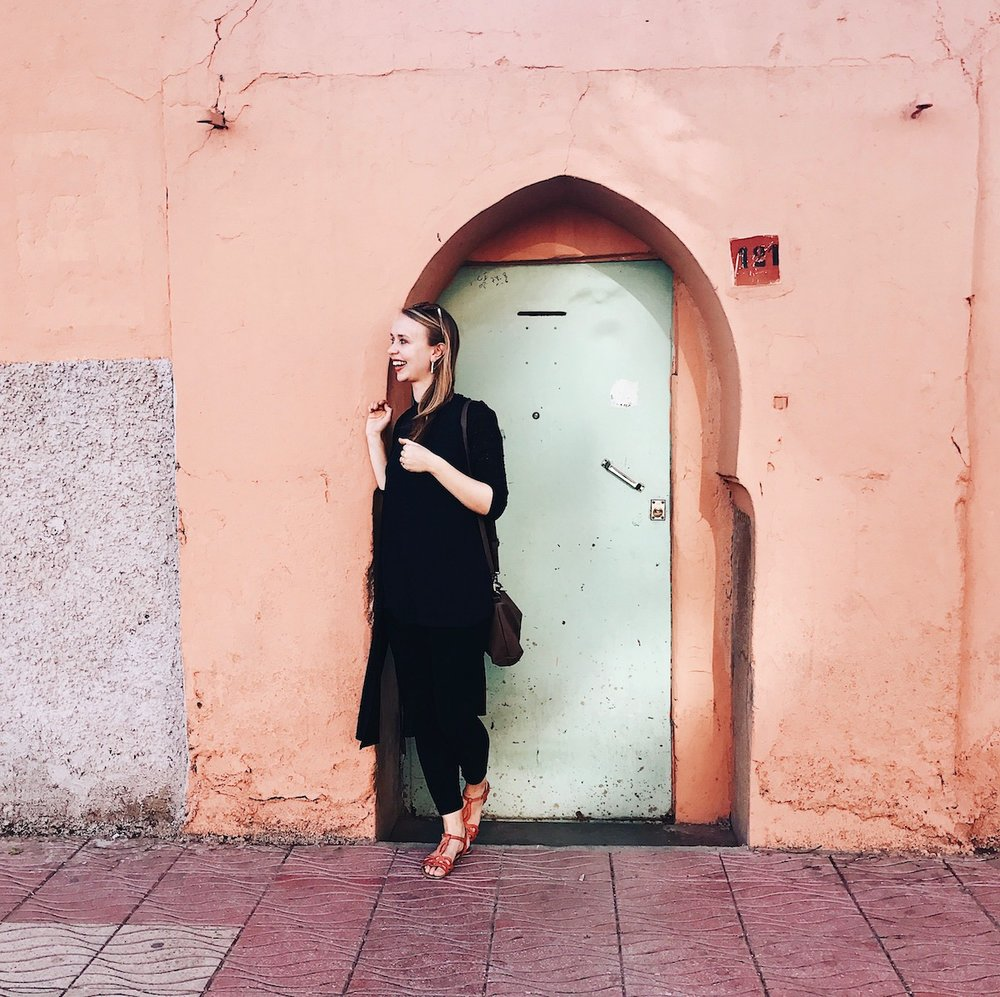 Marrakech | Ruby Josephine