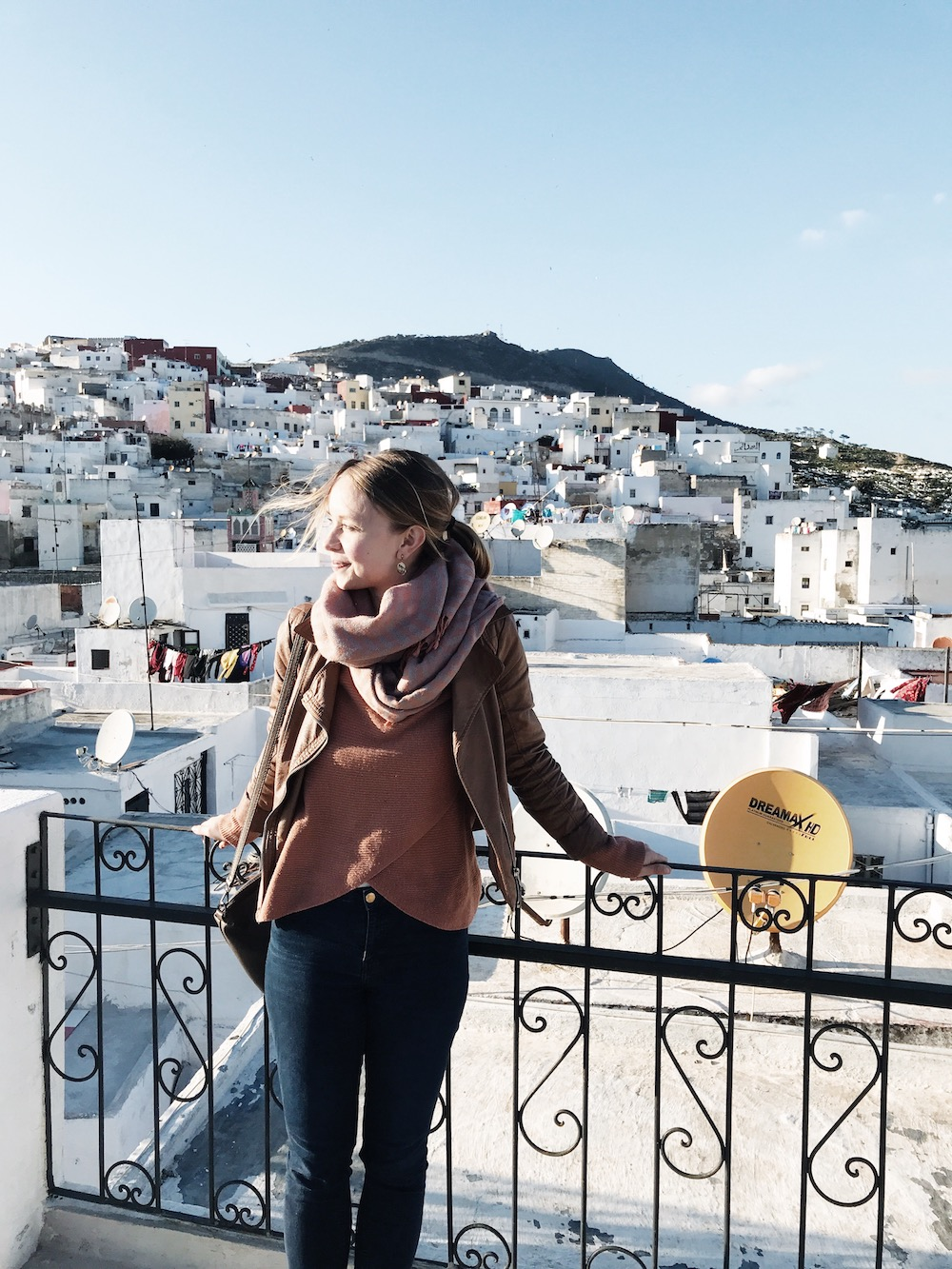 The Number One Question I Am Asked: How Did You End Up In Morocco? | Ruby Josephine