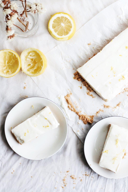 The Classic No-Bake Tarte Citron | Ruby Josephine