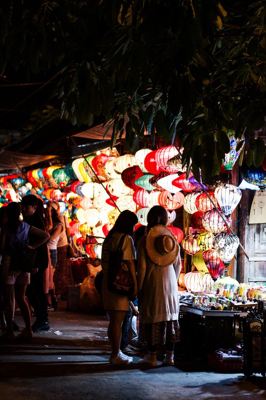 Hoi An by Night, Vietnam Travel Diary | Ruby Josephine