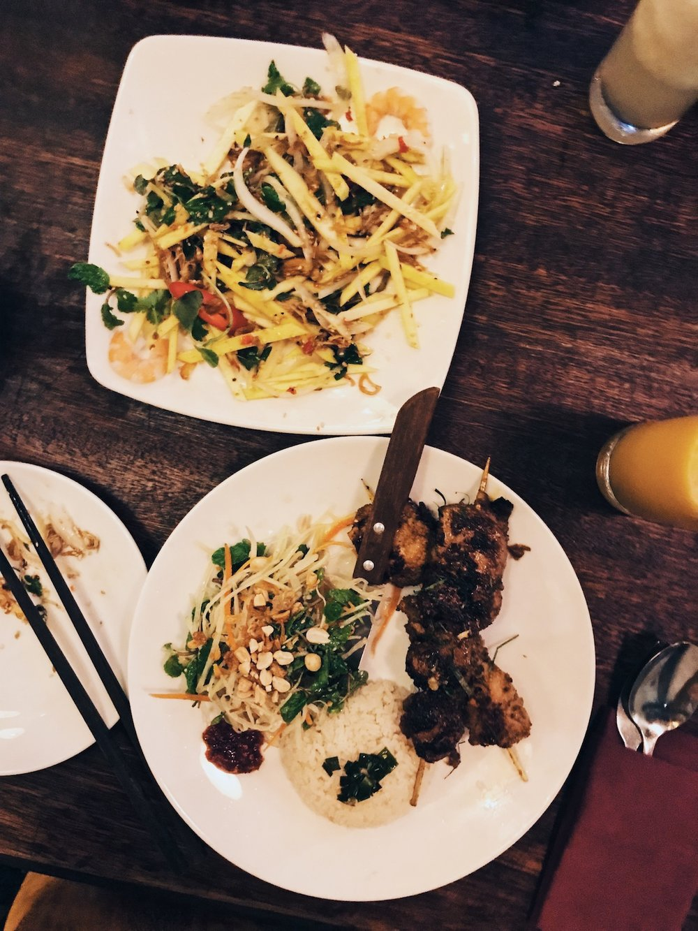 Morning Glory Restaurant, Best of Food + Coffee in Da Nang + Hoi An, Vietnam | Ruby Josephine