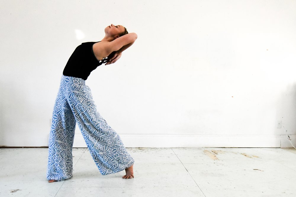 Dance with Ruby - Find out more about her regular classes + international workshops