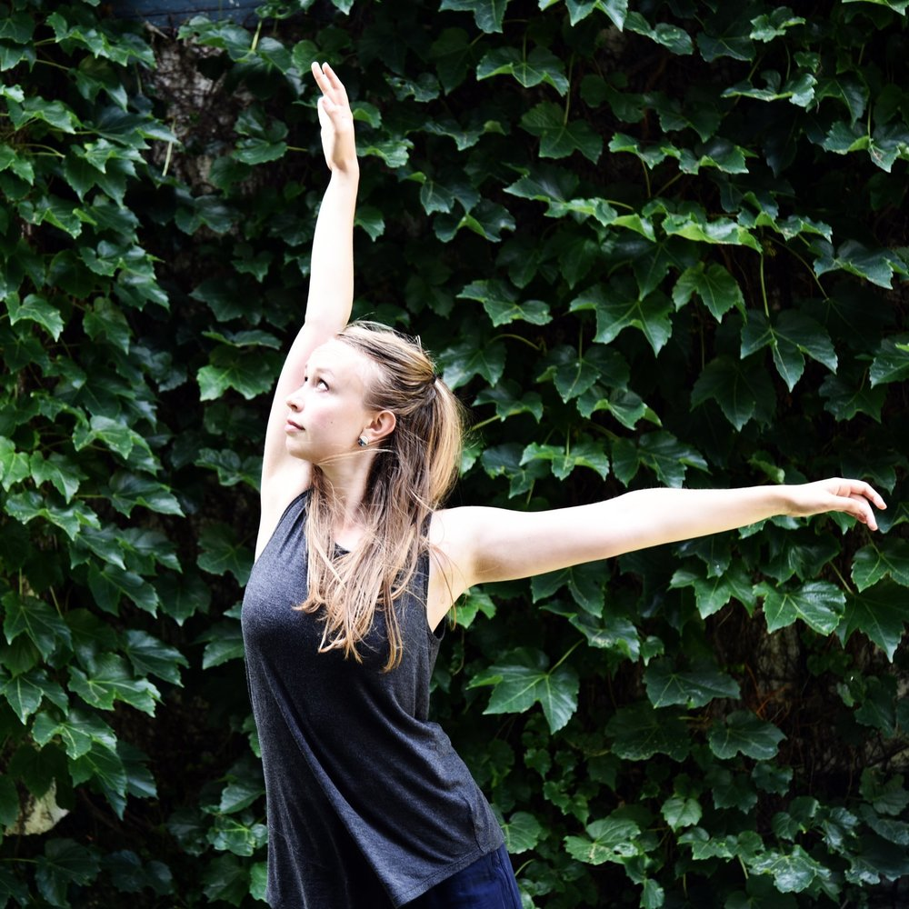 Learn about Ruby's Full Range of Dance Experience -