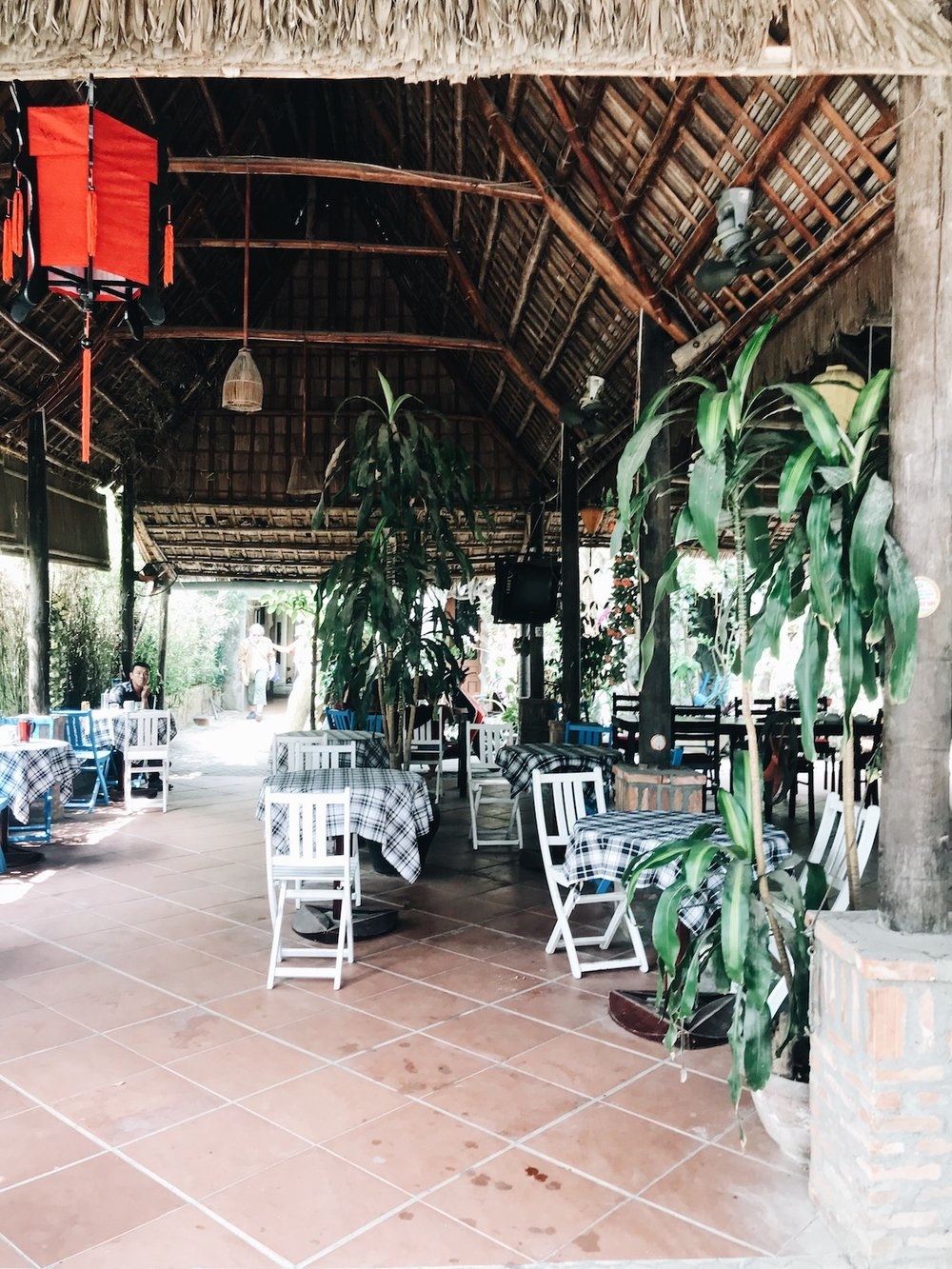 The Mountain Cafe, Hoi An, Vietnam