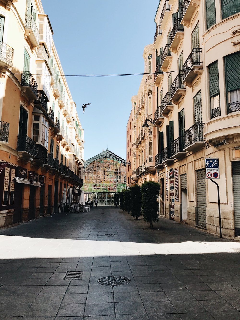 A Handful of Favorite Cafes + Eats in Malaga | Ruby Josephine #travelfood #travelguide