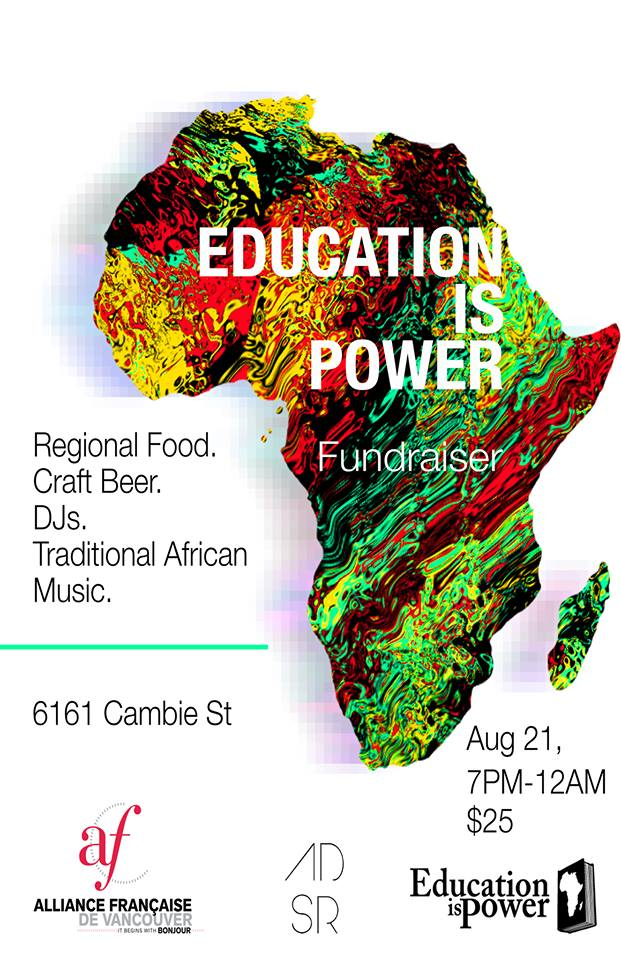 Education is Power Fundraiser