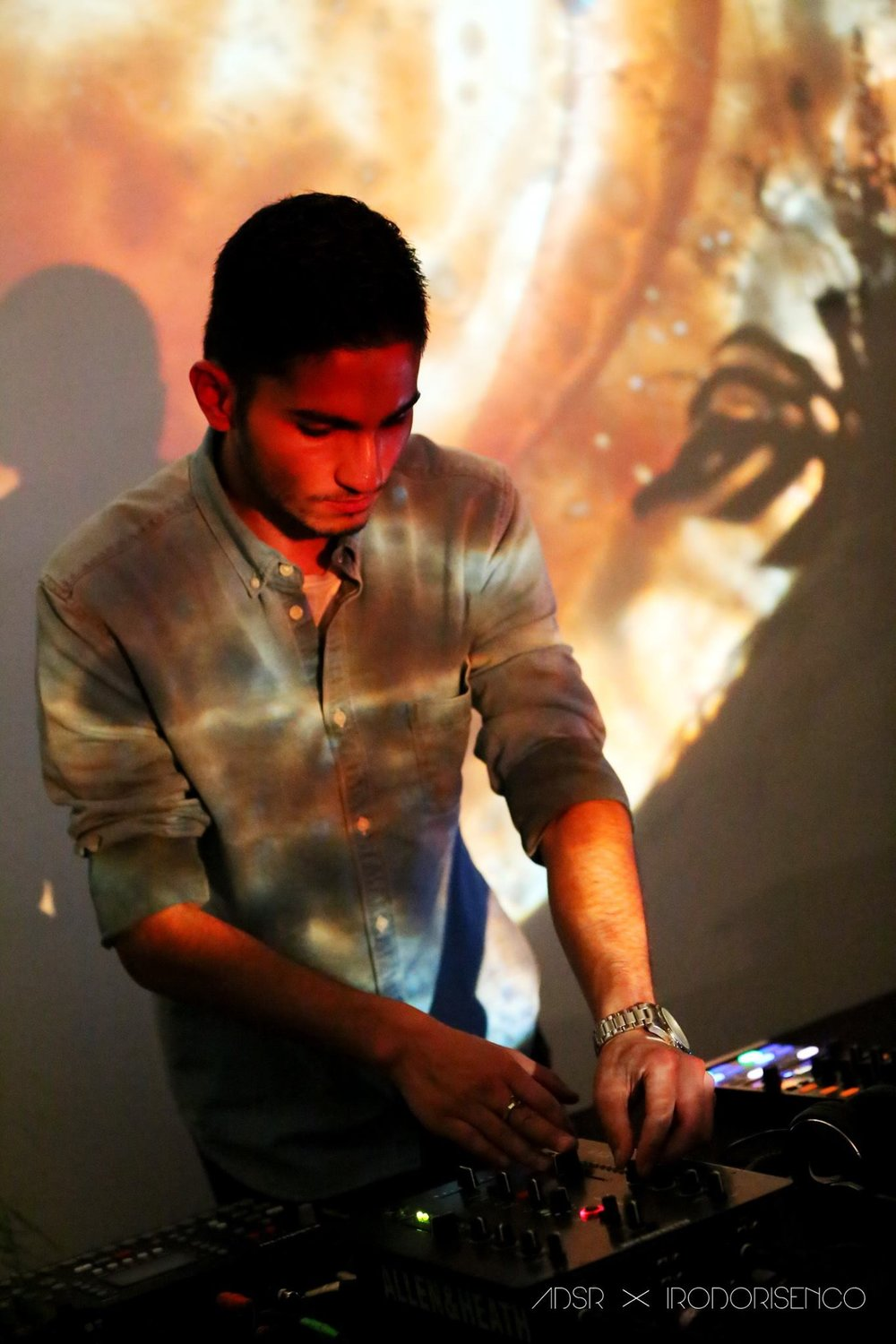ADSR Collective Label Artist Shreshth Singh, aka Lumiere, from India and based in Vancouver BC, Canada.