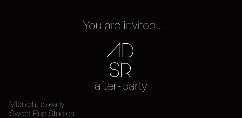 ADSR Label Launch Afterparty