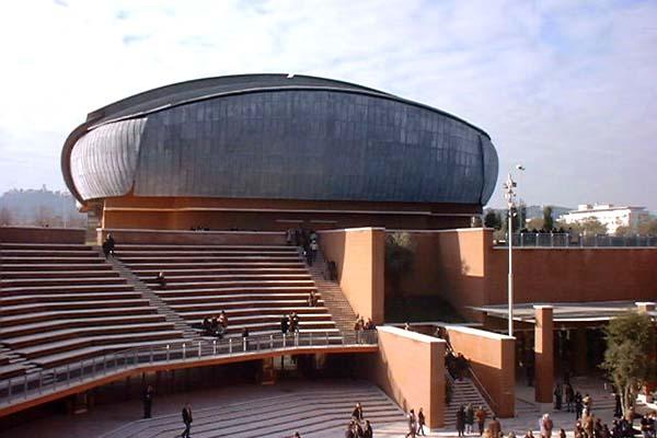 Parco di Musica, Rom