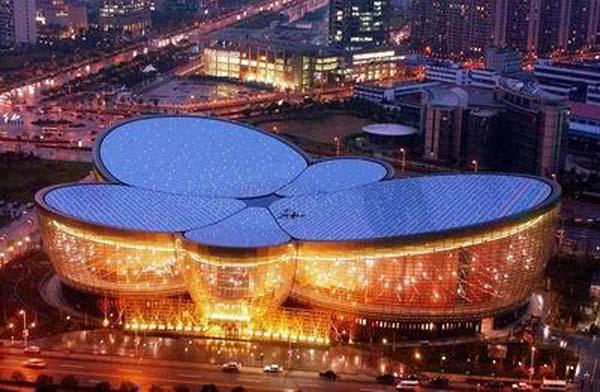 Oriental Art Center, Shanghai