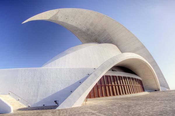 Tenerife Concert Hall, Santa Cruz de Tenerife
