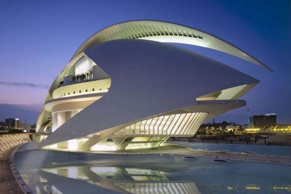 Valencia Opera House, Valencia