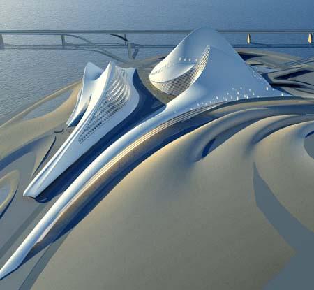 Opera, Dubai (Projekt)