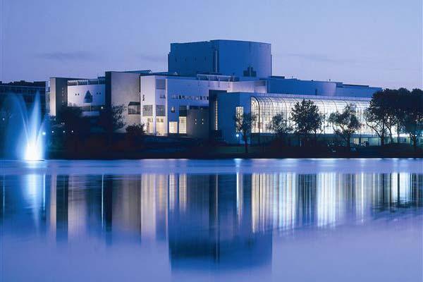 Suomen Kansallisooppera, Helsingfors
