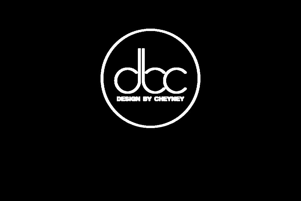 White dbc logo