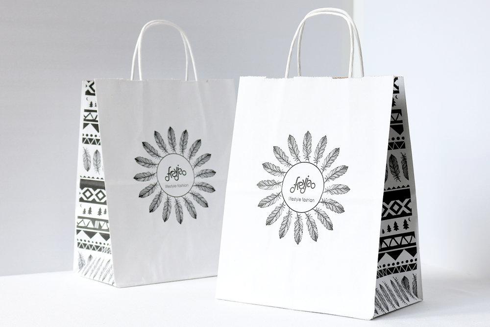 Freyja Lifestyle Fashion Retail Bags