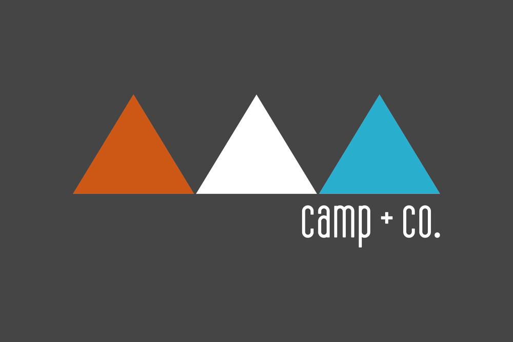 Camp + Co. Logo