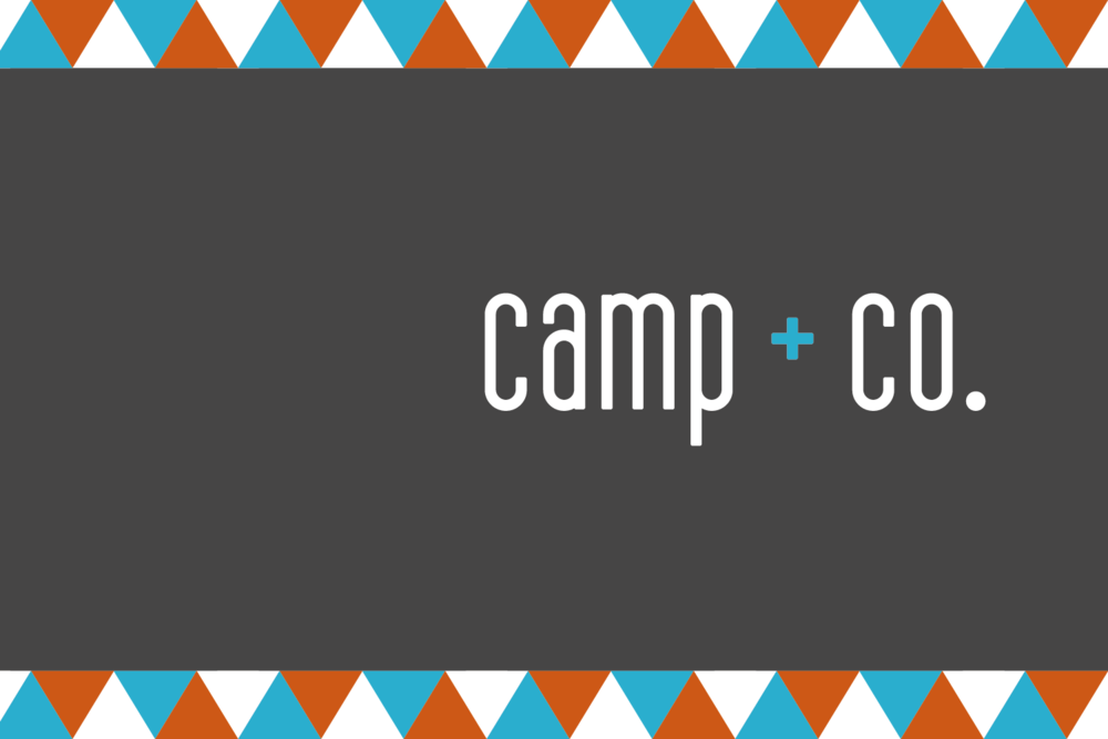 Camp + Co. Facebook Cover Image