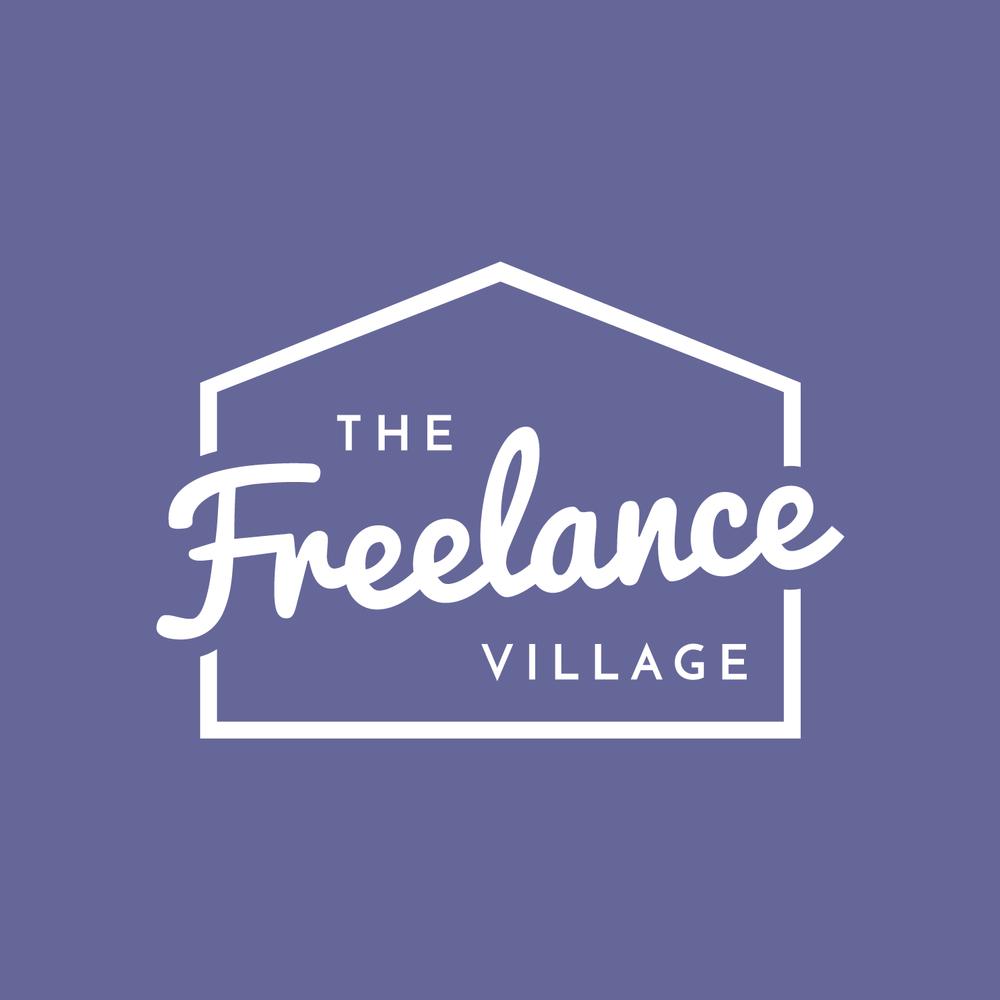 The Freelance Village Logo
