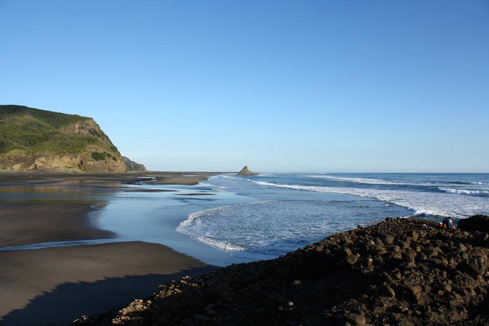 6 | Karekare Beach, Huia, West Auckland