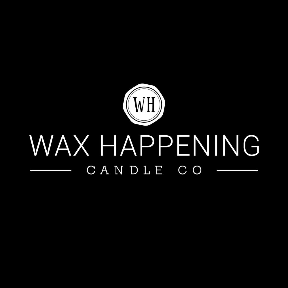 Wax Happening Logo