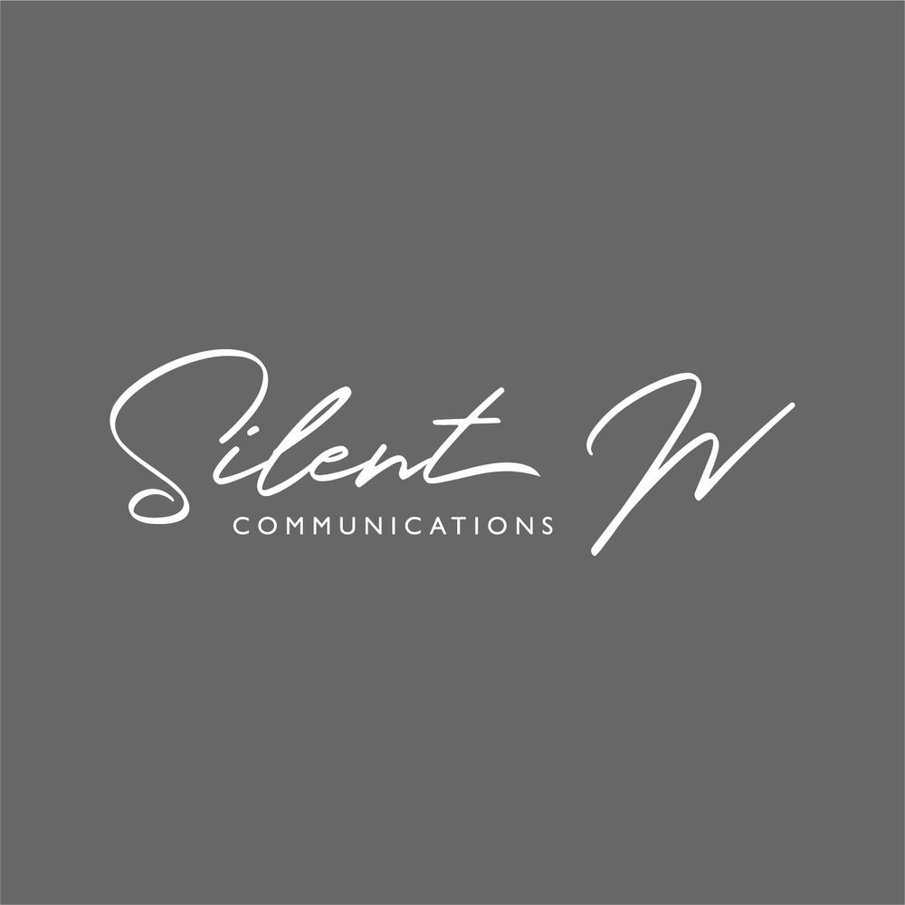 Silent W Communications Logo