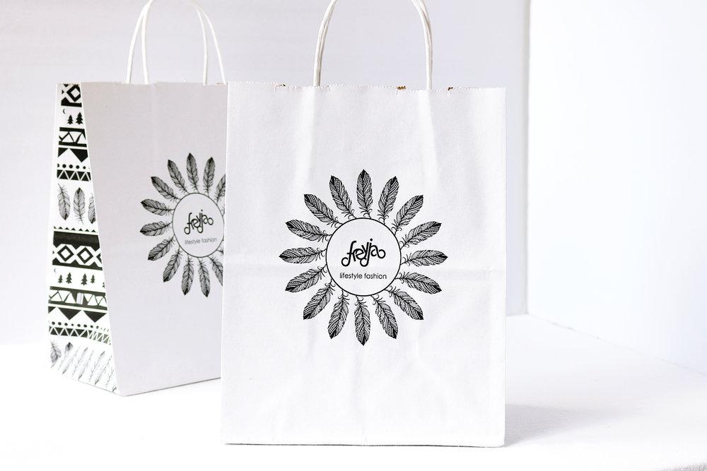 Freyja Lifestyle Fashion Retail Bag