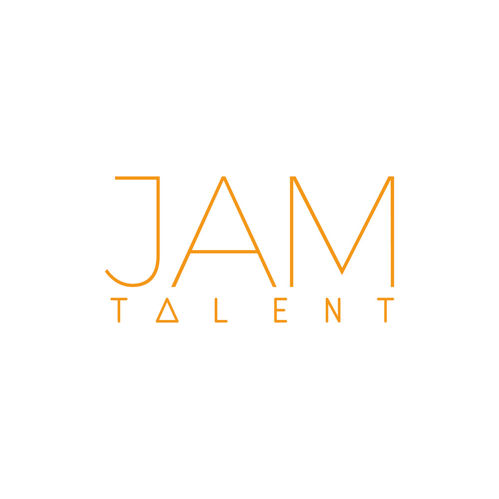 Jam Talent Logo Design