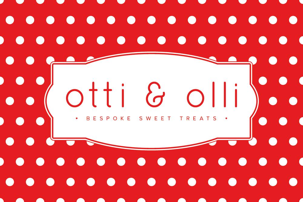Otti & Olli Logo Design