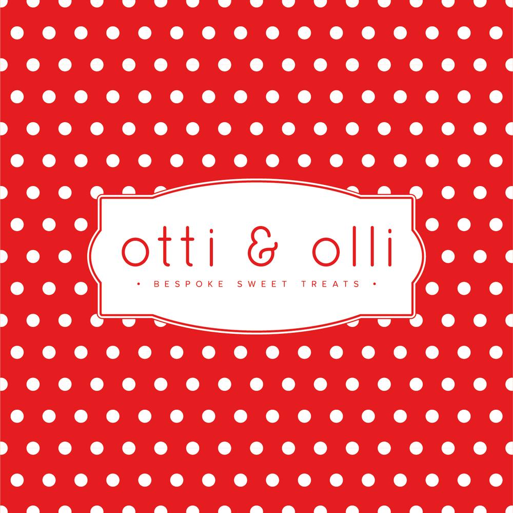 Otti and Olli Logo Design